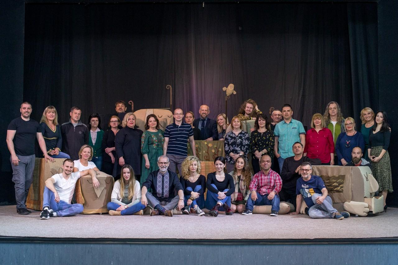 Uskoro Započinje 61. Sezona U Dječjem Kazalištu Branka Mihaljevića!