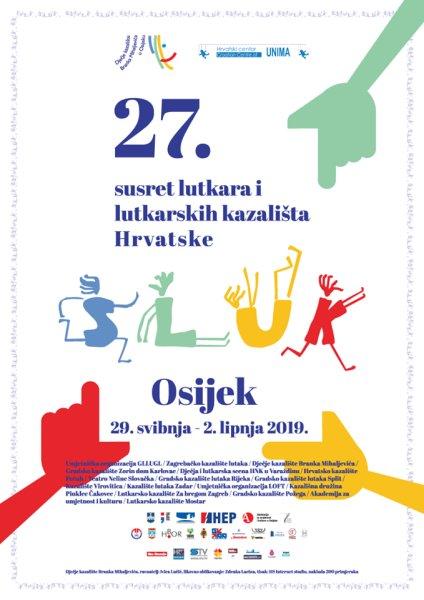 Susret Lutkara I Lutkarskih Kazališta Hrvatske Ponovno U Osijeku!