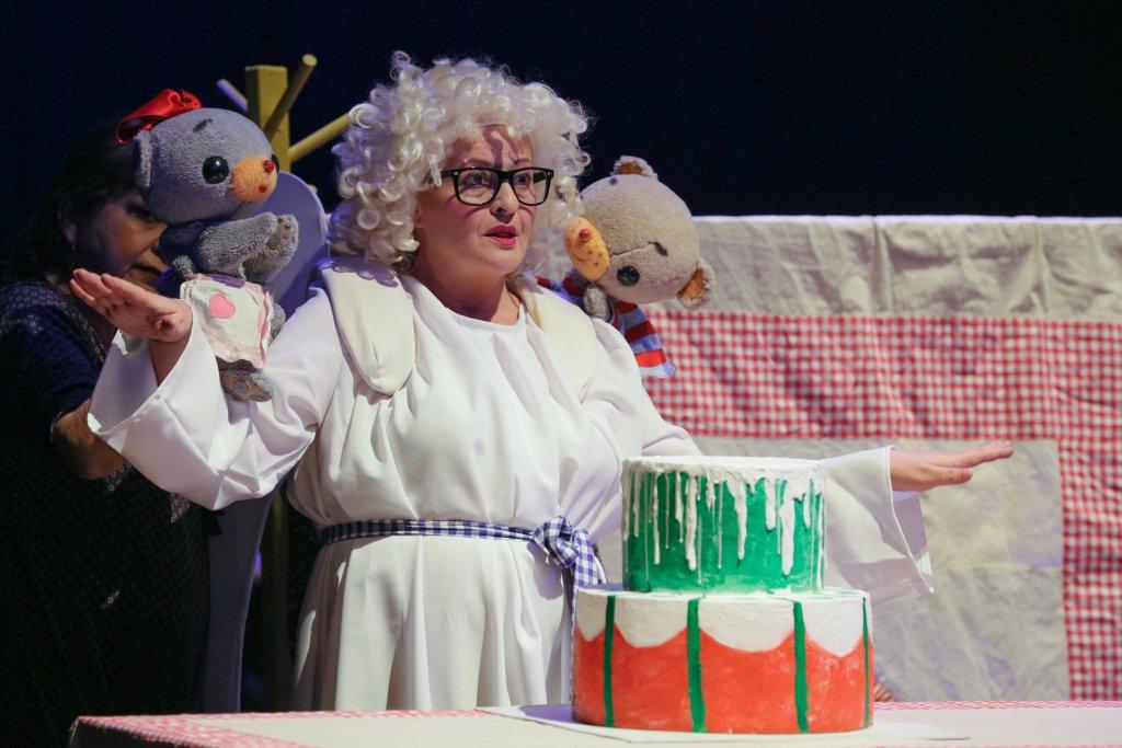 Božićna Panika, Sveti Nikola I Djed Mraz U Dječjem Kazalištu!