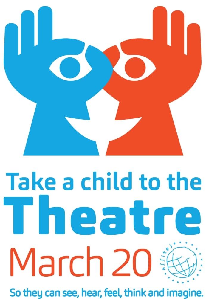 Svjetski Dan Kazališta Za Djecu I Mlade 20. Ožujka!