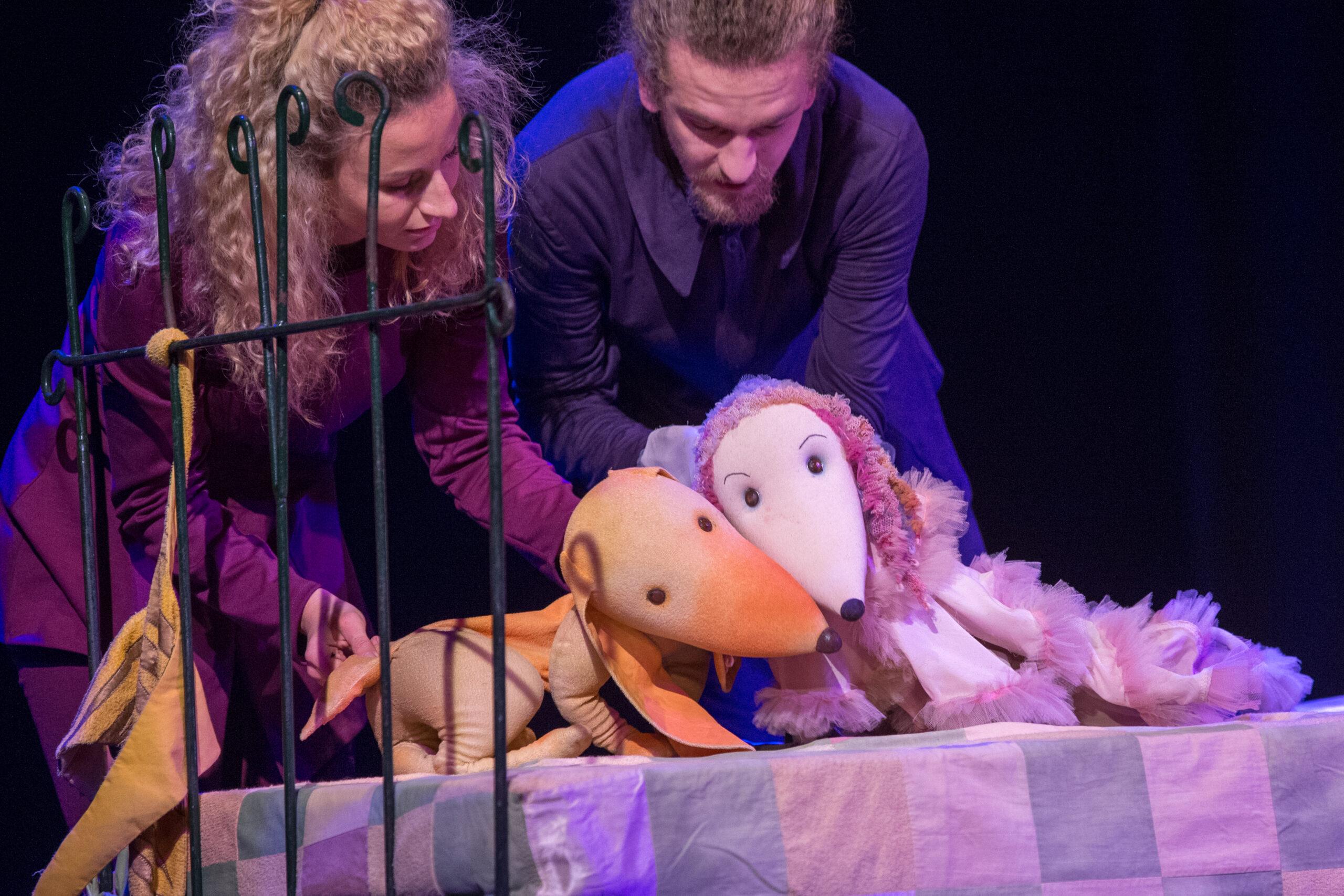 Veseli Vikend U Dječjem Kazalištu: Tobija I Pale Sam Na Svijetu